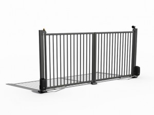 portail-pivotant