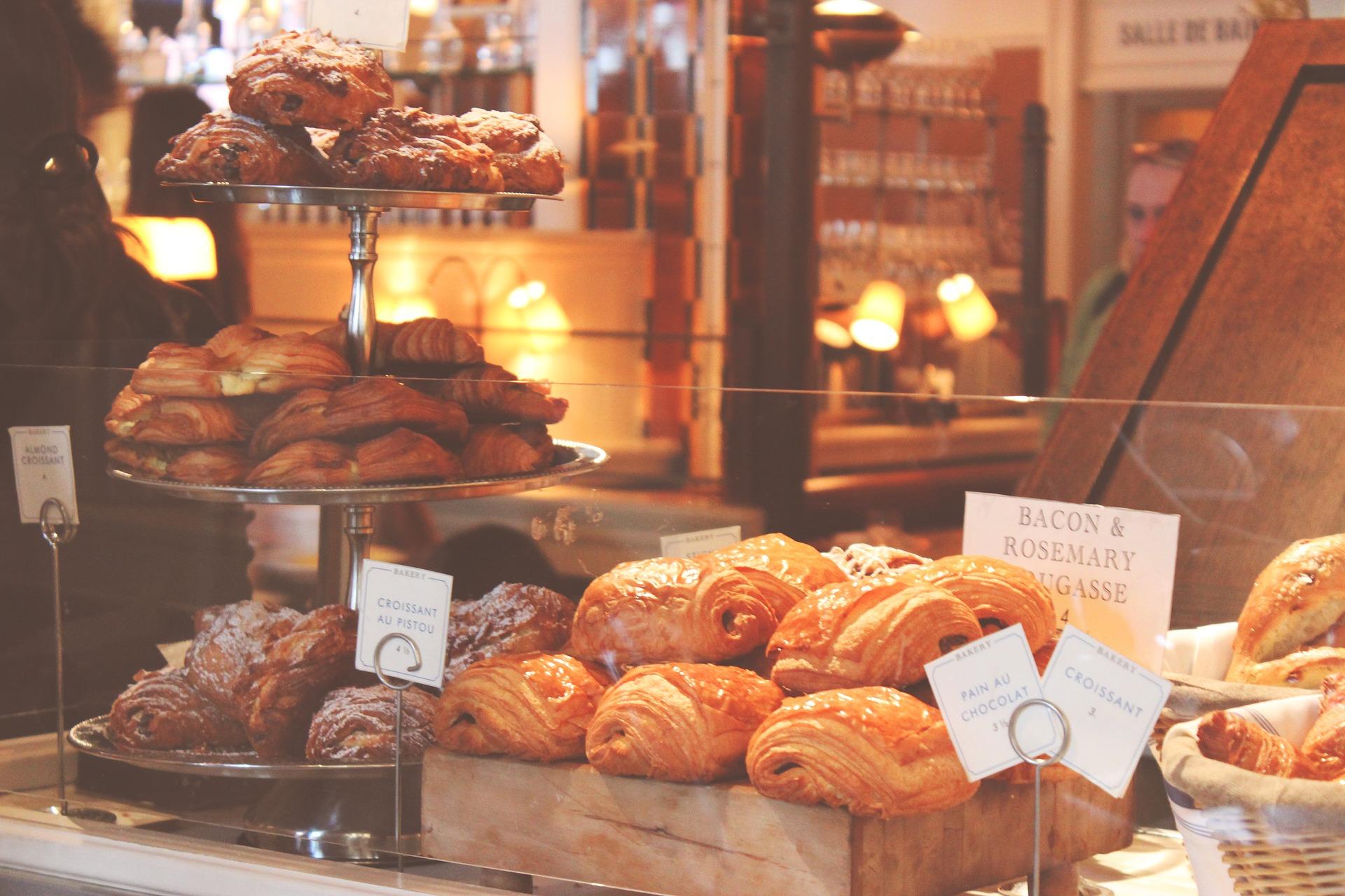 Aménagement boulangerie