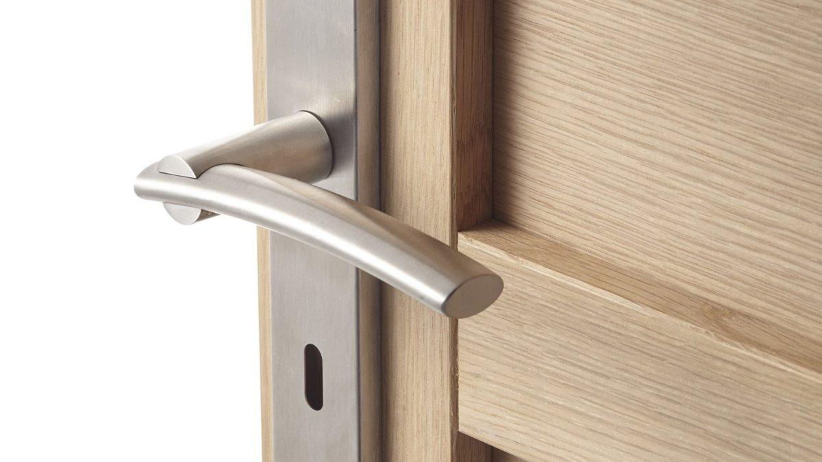 poign e de porte et syst me de fermeture esth tique. Black Bedroom Furniture Sets. Home Design Ideas