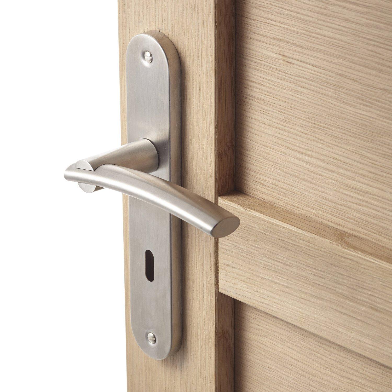 Poignée de porte : système de fermeture et esthétisme